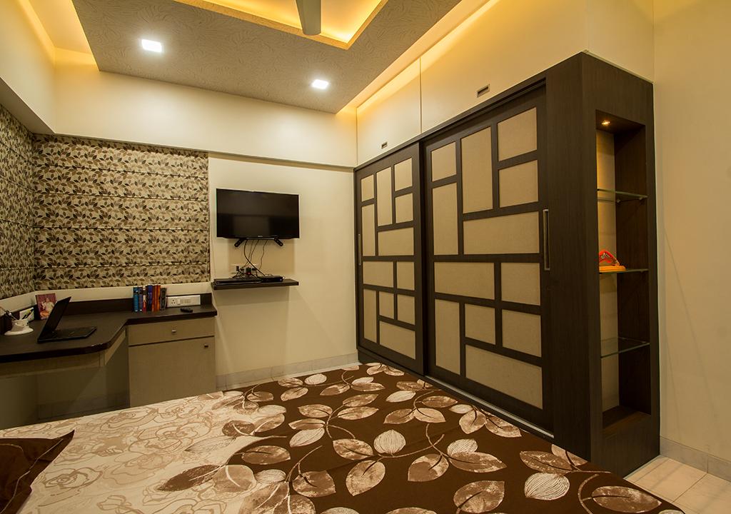 Wardrobe - Masterbedroom